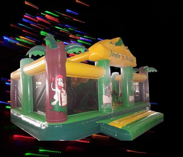 Jungle Activity Bouncer 1380