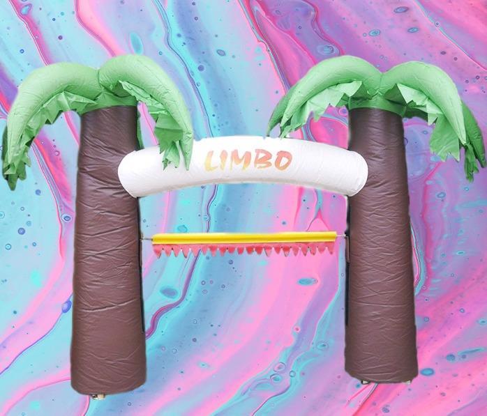 Limbo Bar Inflatable 1213
