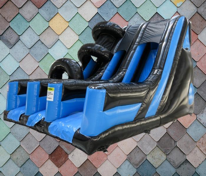 10ft Platform Drop Slide 1537