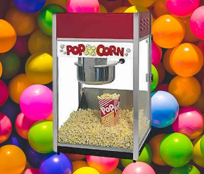 Popcorn Machine 1287