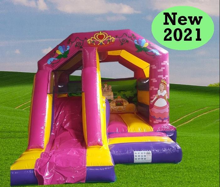 Princess Front Slide 1527