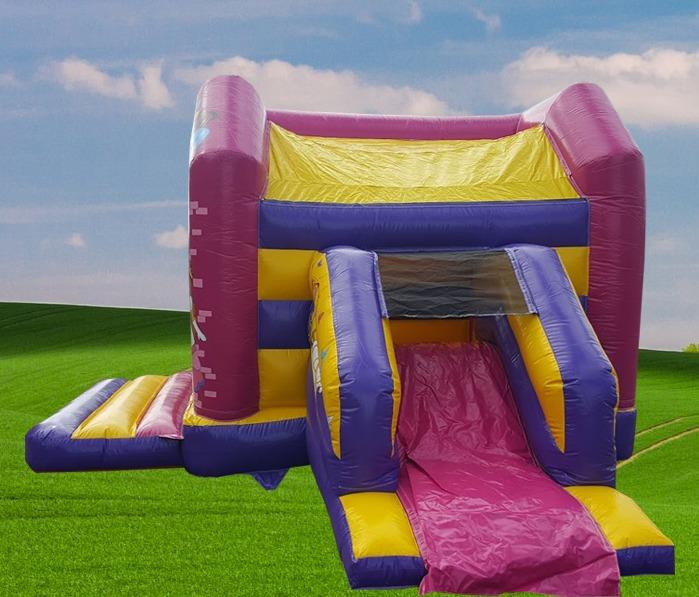 Princess Side Slide 1528