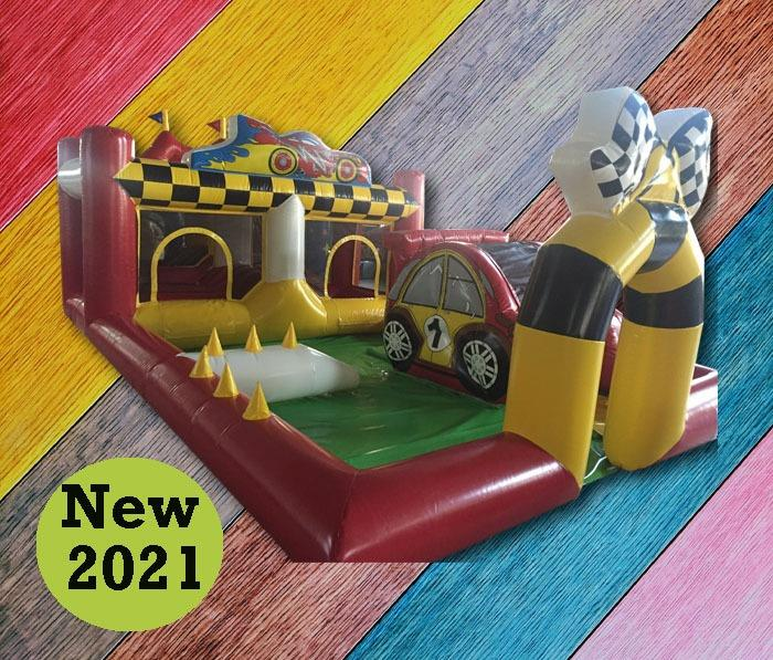 Racing Car Toddler Play Zone 1354