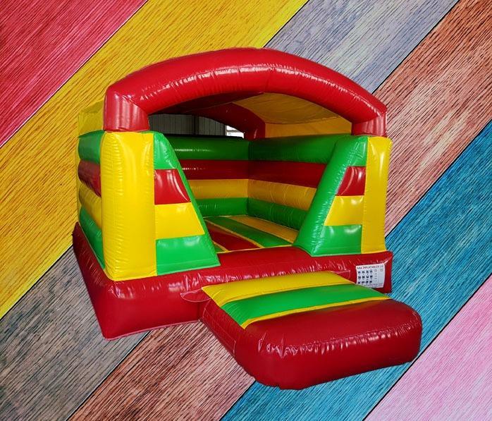 Rainbow V Bouncer 1435