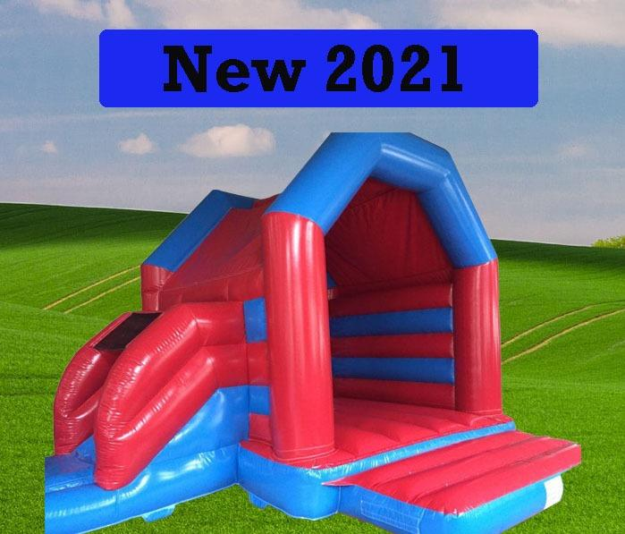 Red And Blue side slide combo 1271