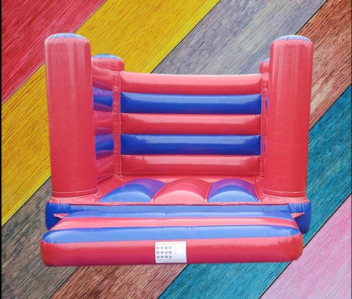 Childrens Box Bouncy Castle Red and Blue 4x4 1160