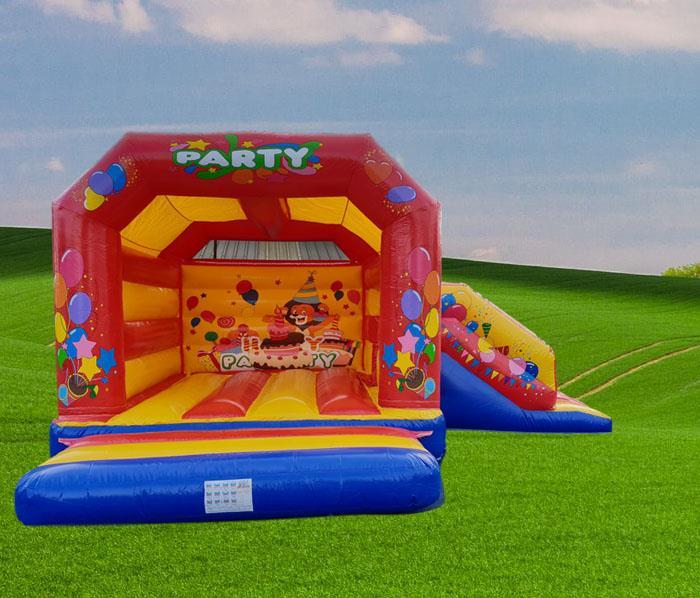 Party Side Slide 1519