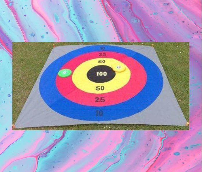 Target Frisbee 1284