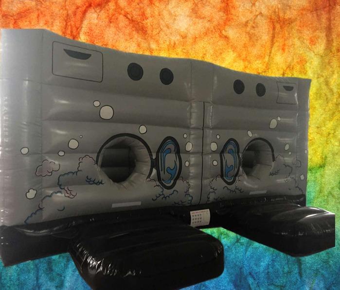 Knockout Twin Washing Machines 1044
