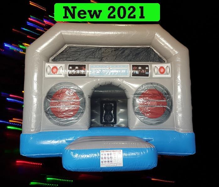 Radio Disco Bouncer 1437