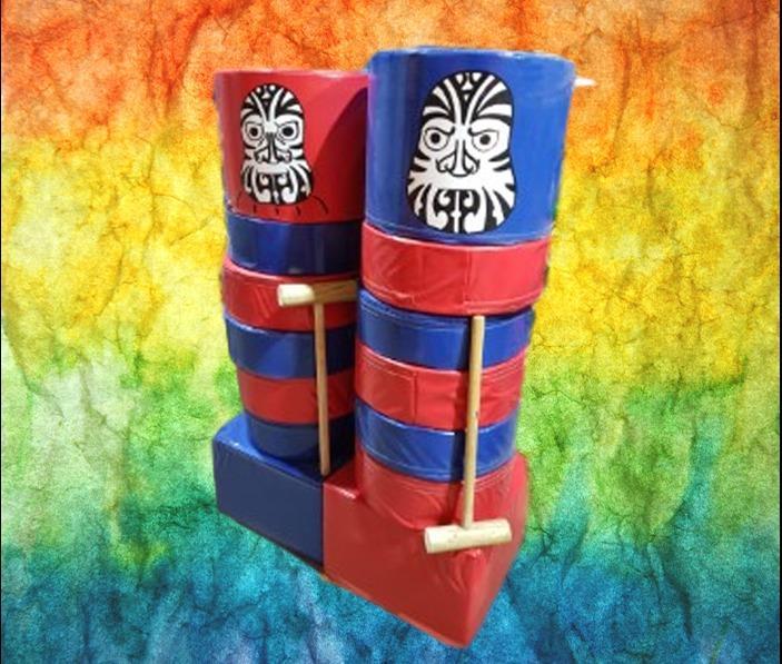Totem Pole Challenge 1534