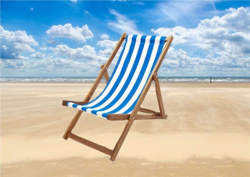 10 Traditional Deck Chairs 1378